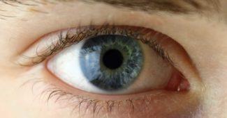 Et øje